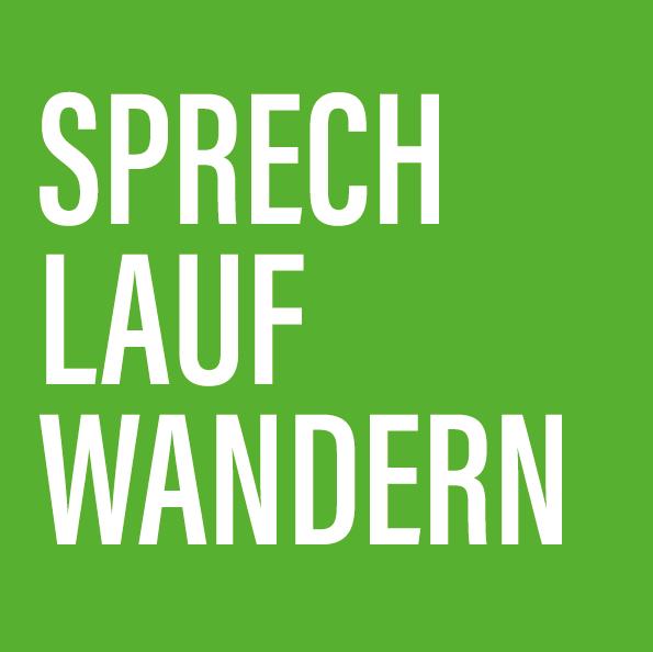 Logo Sprechlaufwandern